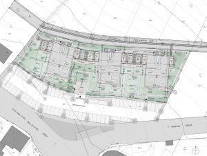 Lageplan · Eigentumswohnung Unterweitersdorf