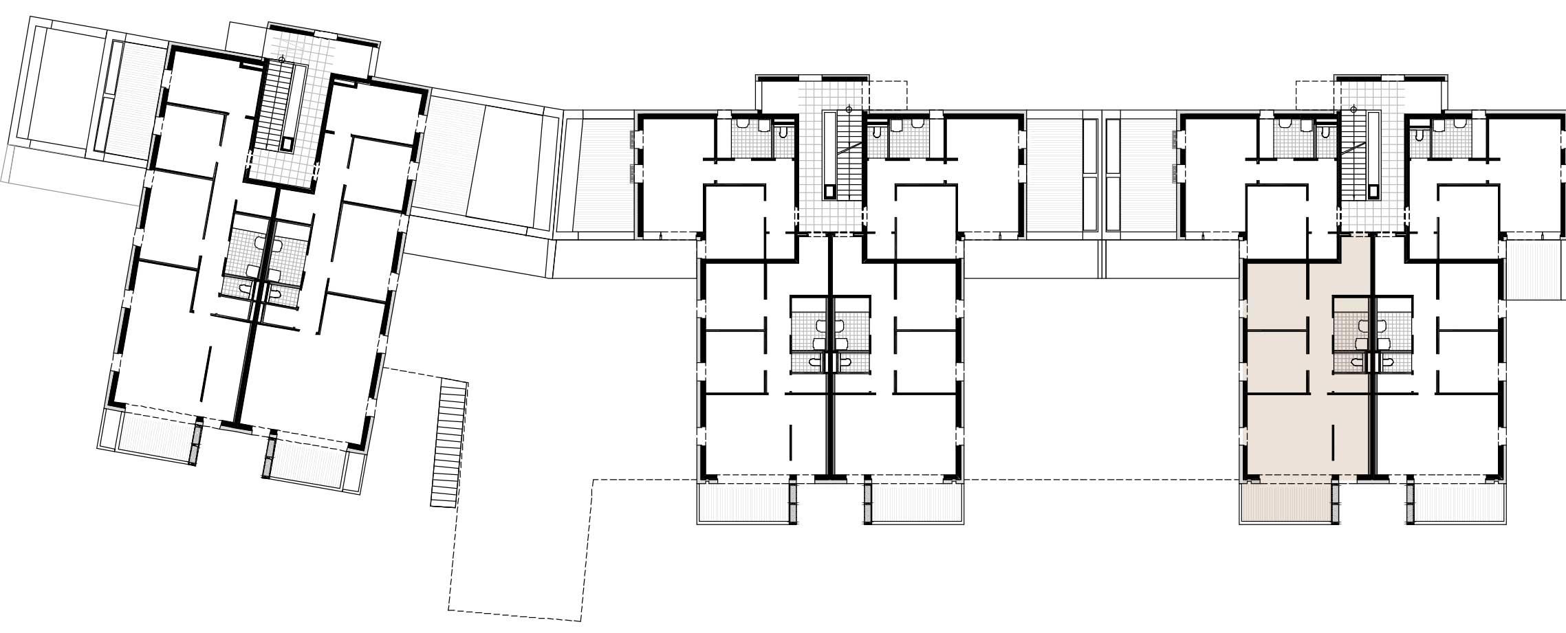 Lageplan Haus 1 / Top 04