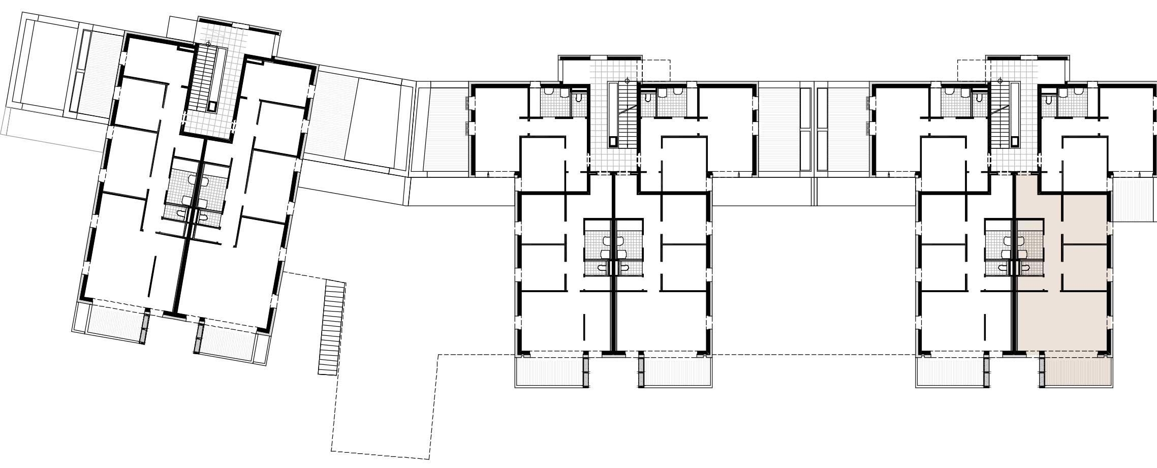 Lageplan Haus 1 / Top 05