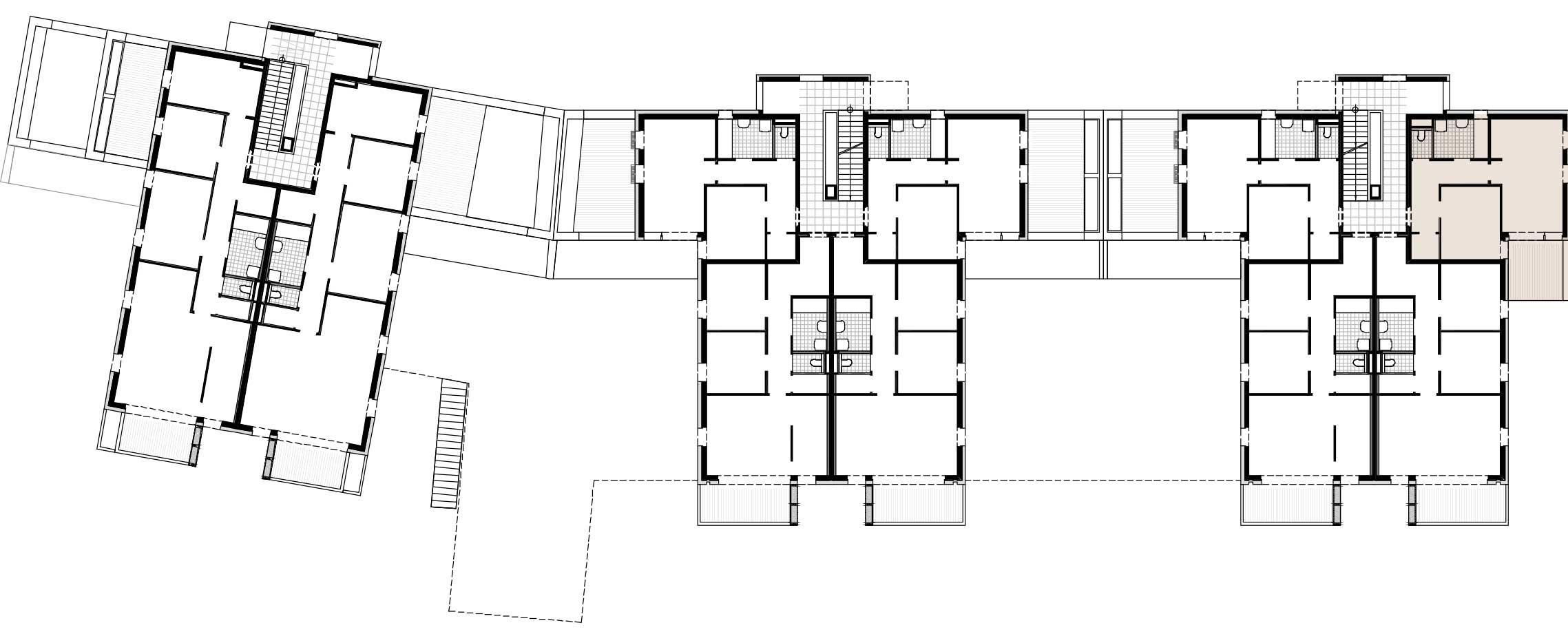 Lageplan Haus 1 / Top 06