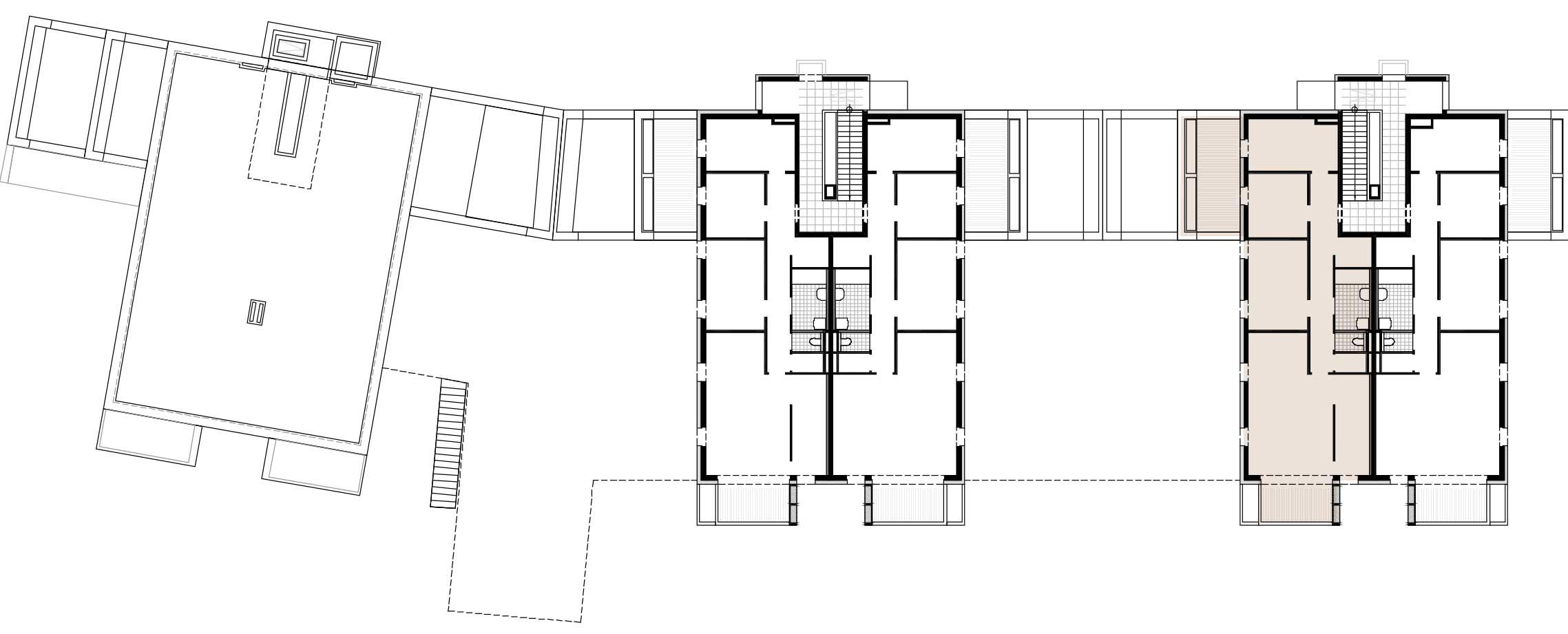 Lageplan Haus 1 / Top 07