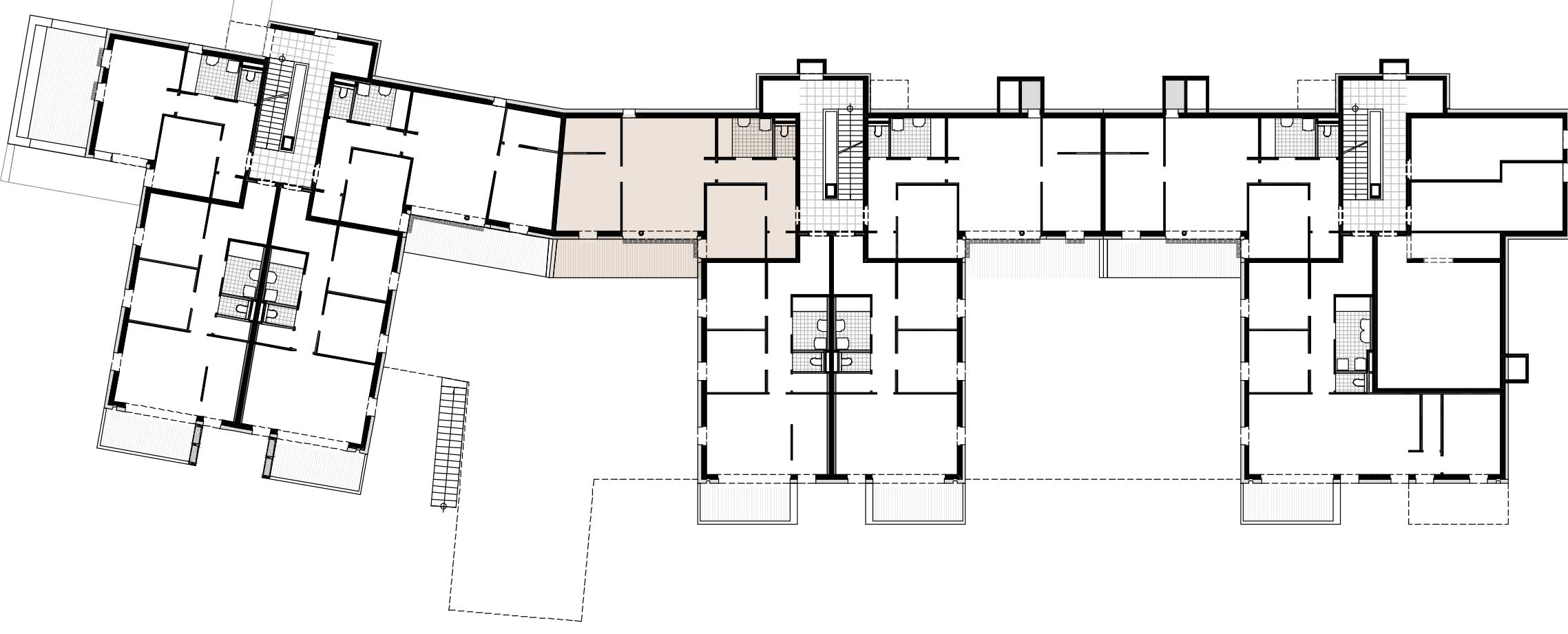 Lageplan Haus 2 / Top 01