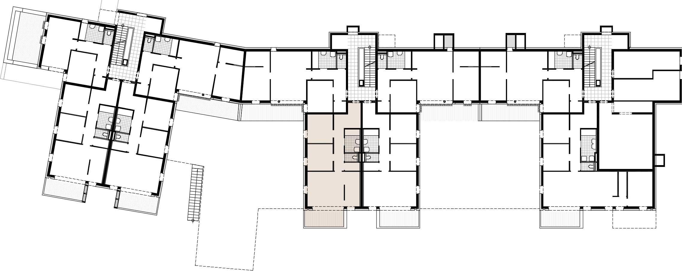 Lageplan Haus 2 / Top 02