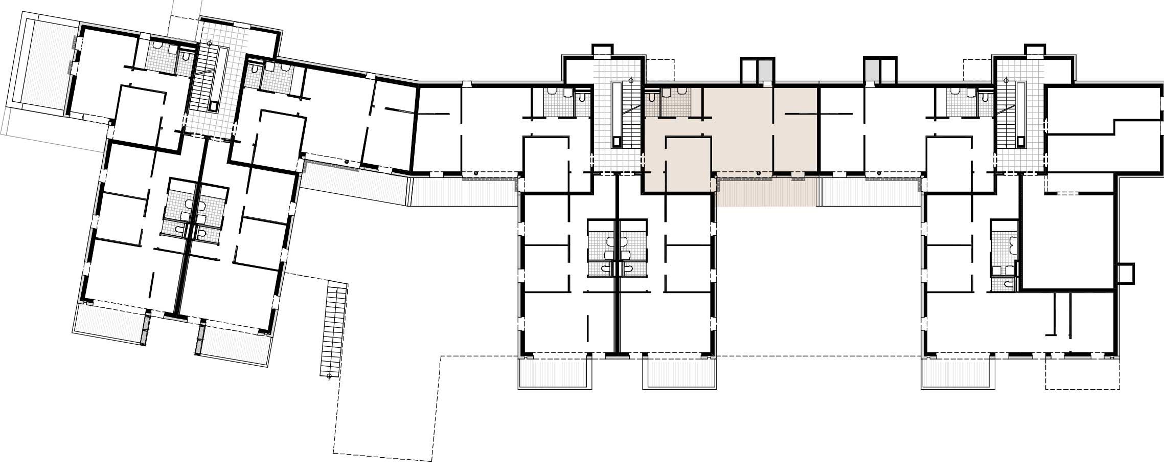 Lageplan Haus 2 / Top 04
