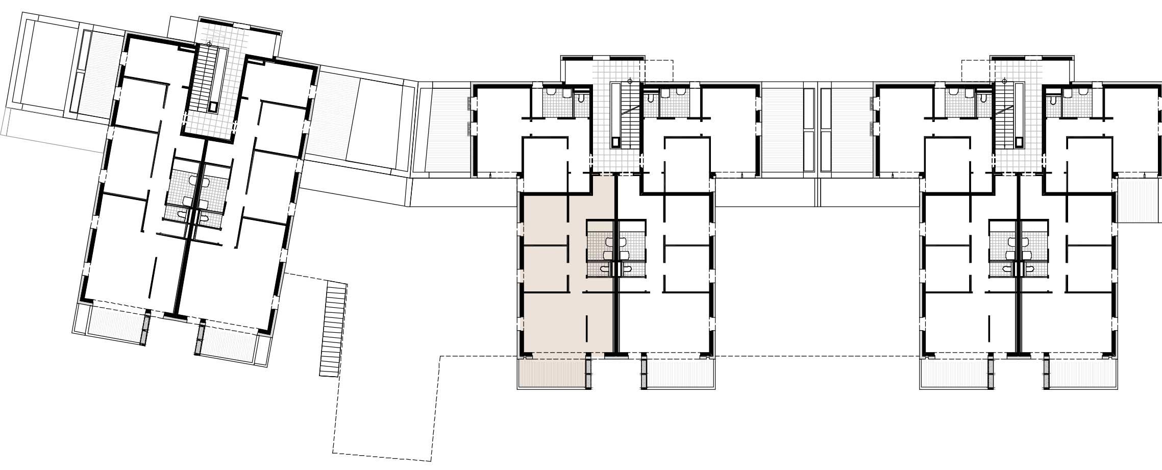 Lageplan Haus 2 / Top 06