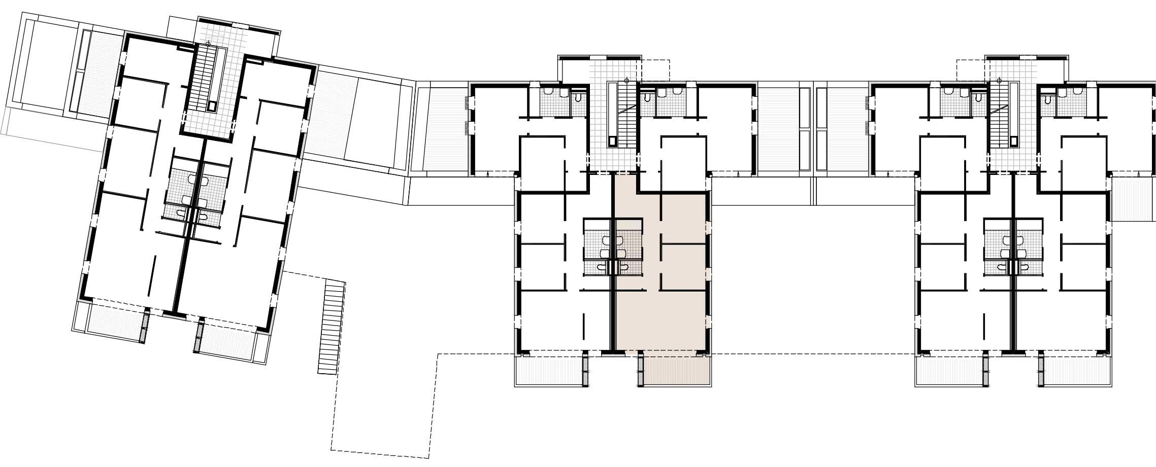 Lageplan Haus 2 / Top 07