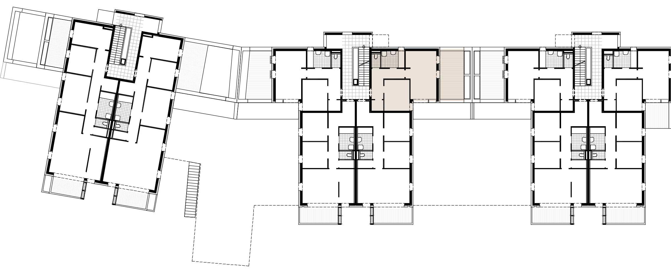 Lageplan Haus 2 / Top 08