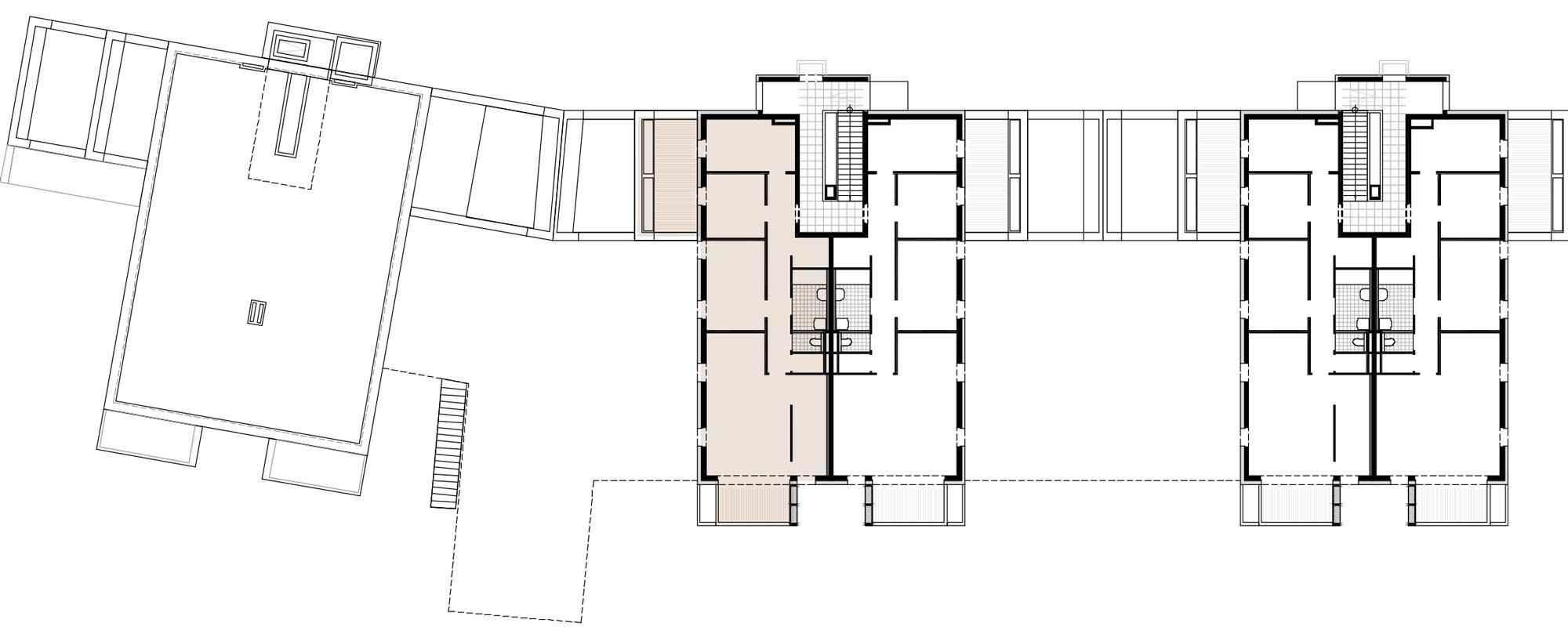 Lageplan Haus 2 / Top 09