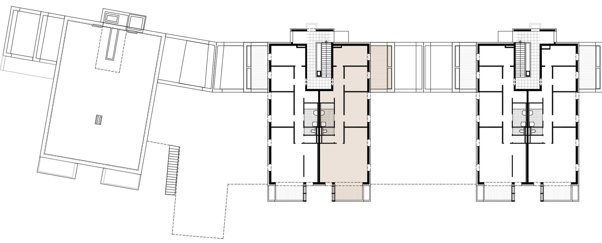 Lageplan Haus 2 / Top 10