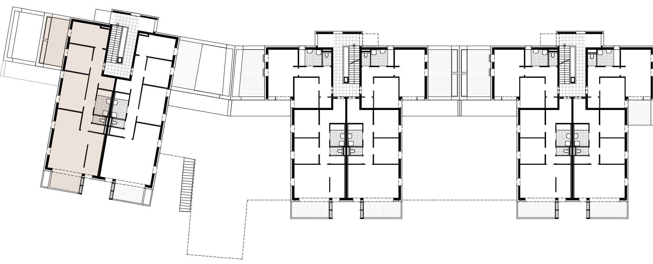 Lageplan Haus 3 / Top 07
